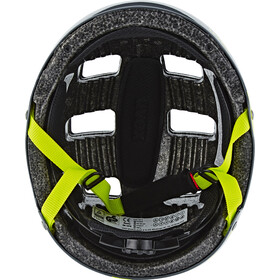 UVEX Kid 3 Casco Bambino, dirtbike gray-lime